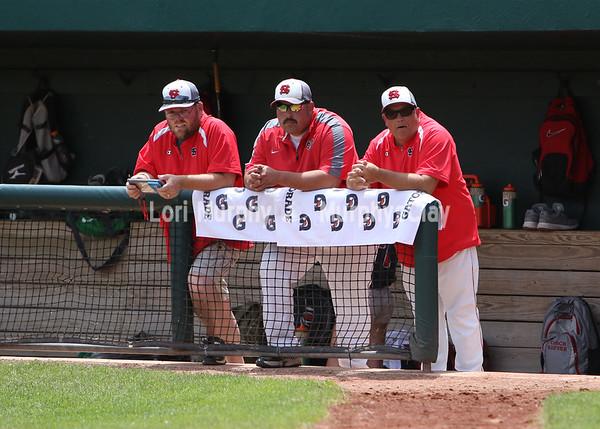 SN Baseball vs Rossville - Semi-State 2017