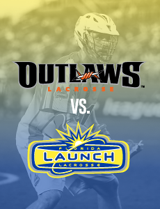 Outlaws @ Launch (6/11/16)