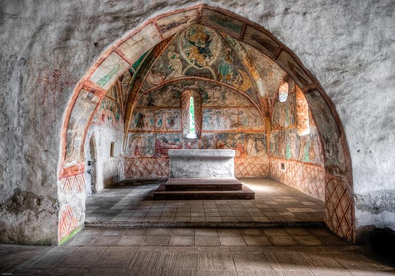 kostolík Ludrová