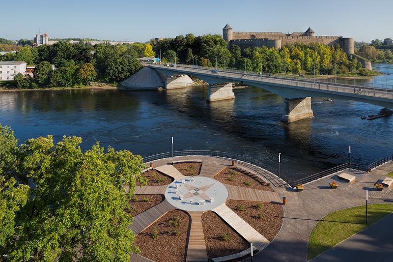 Narva promenaad / Jaanilinn