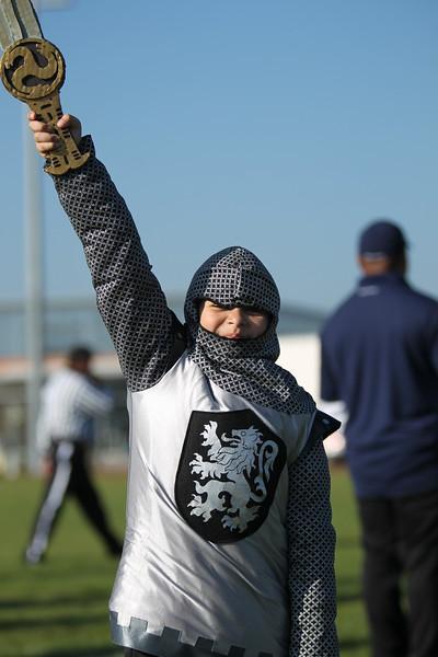 2011_10_22 Graf Knights vs Vilseck
