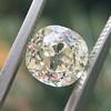2.54ct Old Mine Cut Diamond, GIA U/V VS1 4