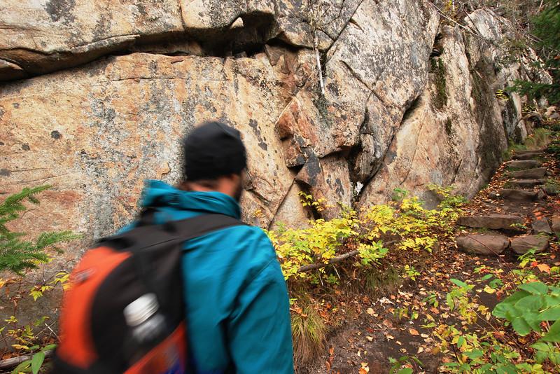 Sentier de l'Acropole des Draveurs
