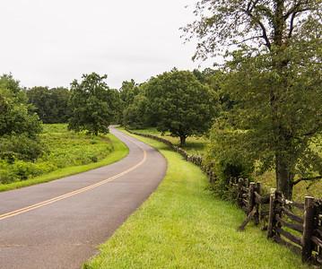 Blue Ridge Parkway (Nikon)