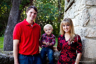 Guise-Petersen Family Portraits 2012