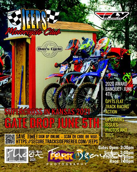 Jeeps SX 2021 Magazine Round 1