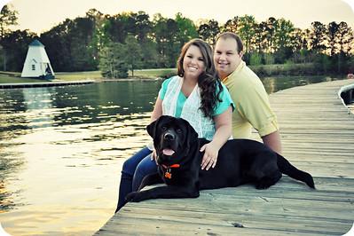 Haley & Shane's Engagement Portraits