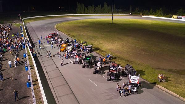 Evans Mills Raceway