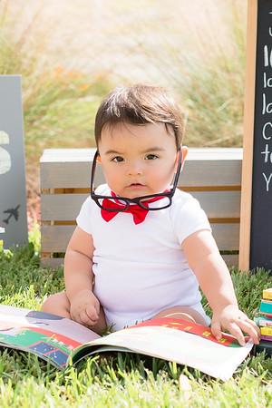 Joaquin 10 months