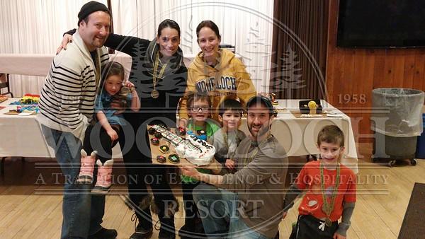 March 21 - Cupcake Wars