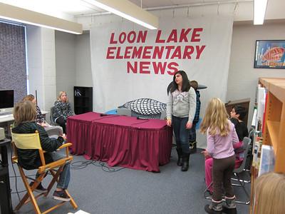 Katrina on the LLE News