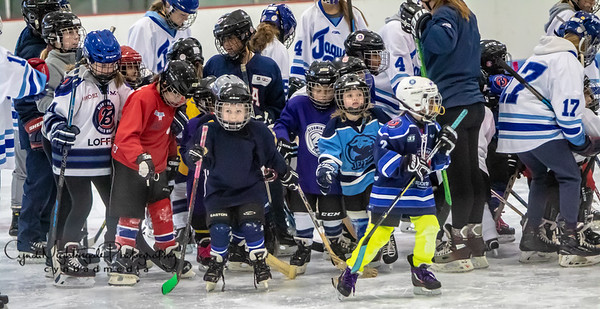 Girls Try Hockey Event 2019
