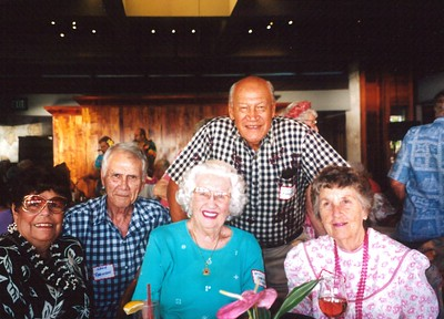3rd Annual Old Timers' Party 8-13-2001