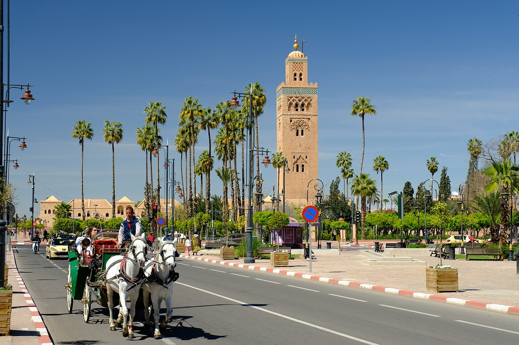 Koutoubia Mosque - Things to Do in Marrakech