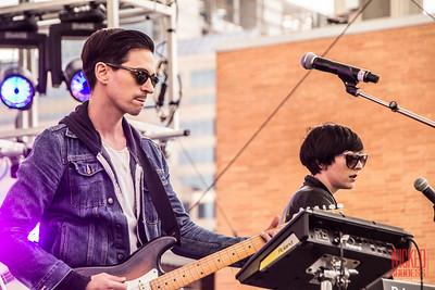 Night Terrors of 1927 at Guitar Center Rooftop Sessions