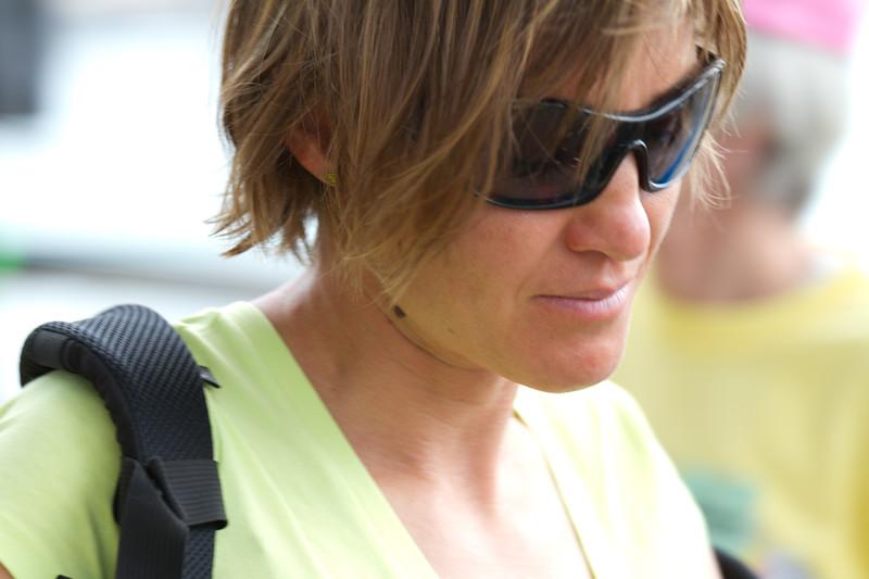 Erika Csomor - Finished 17th