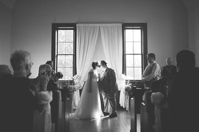 Chelsea & Jayden - A Spring Wedding | Little White Chapel, Chilliwack, BC