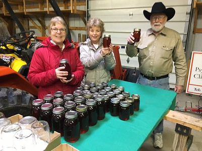 MAPLE SYRUP  MARCH 2017