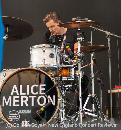 Alice Merton at The Blue Hills Bank Pavilion - MA