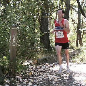 2003 Gutbuster Mount Doug - Ian Hallam - 2003 Gutbuster Series Champion
