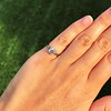 0.78ct Round Brilliant Diamond Bridal Set by Cartier 40