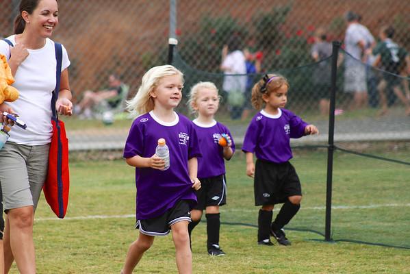 Fall Sports 2012