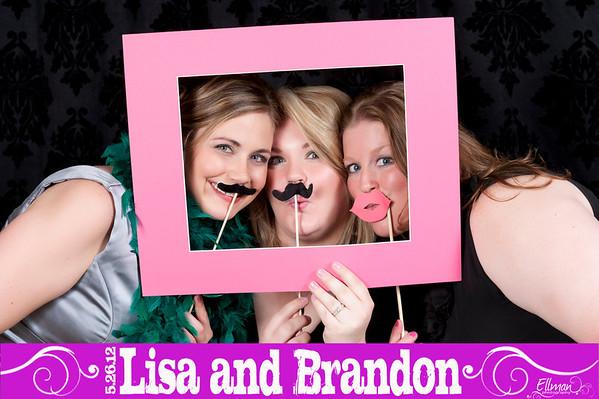 05.26.12 Lisa & Brandon's Photo Booth