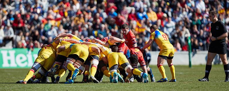 18 Feb 2018 Spain v Romania (REC2018)