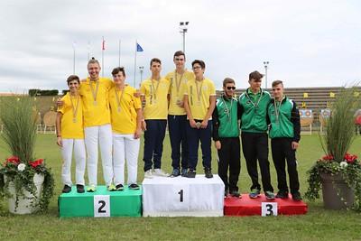 Premiazioni Allievi e Ragazzi Olimpico