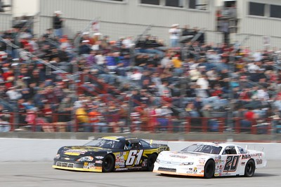 ARCA CRA Super Series and Gold Cup, Toledo Speedway, Toledo, OH, April 29, 2012