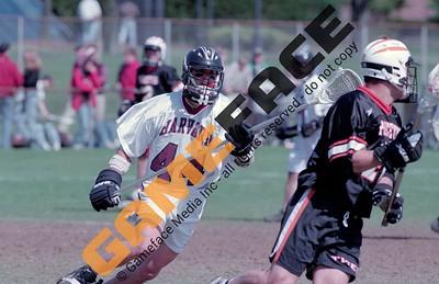 1997-1998 Men's Lacrosse