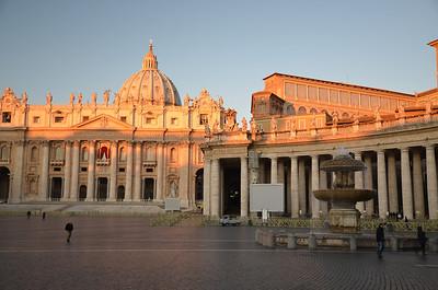 Vatican City, Italy-Dec 2011