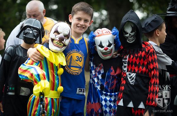 TASIS Elementary School Celebrates Halloween!