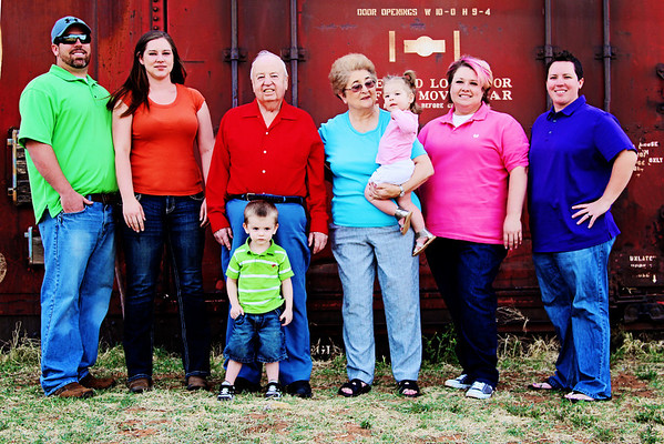 Randolph/Scarbrough Family Session
