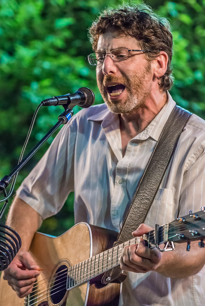 Dan Israel-Salute to the Music of Bob Dylan 2014-Wolfe Park, St. Louis Park