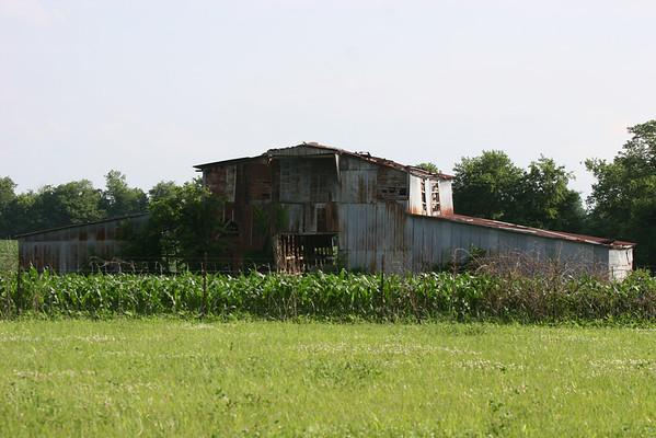 Bennett Barn - June 2014