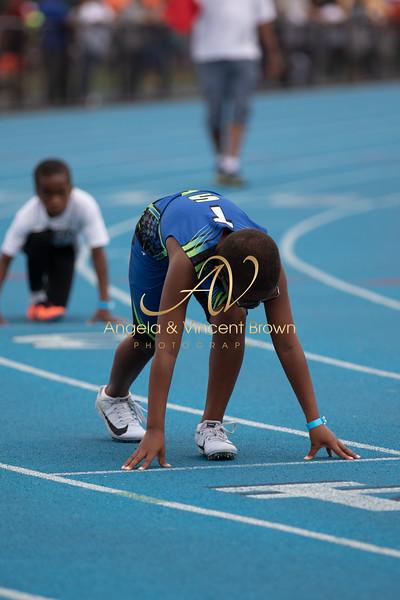 400m Finals