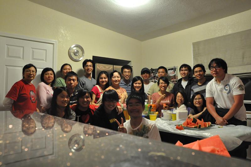 YA & College Gathering 2011/07/16