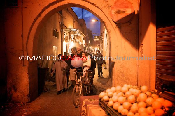 Marocco Rosso Marrakech