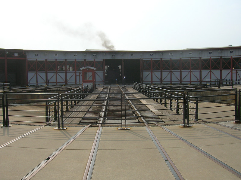The working roundhouse