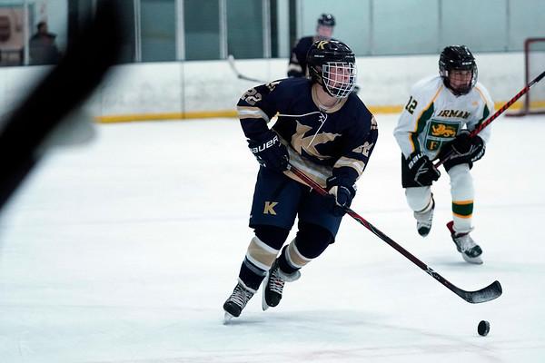 Vikings Varsity Hockey Feb. 2020