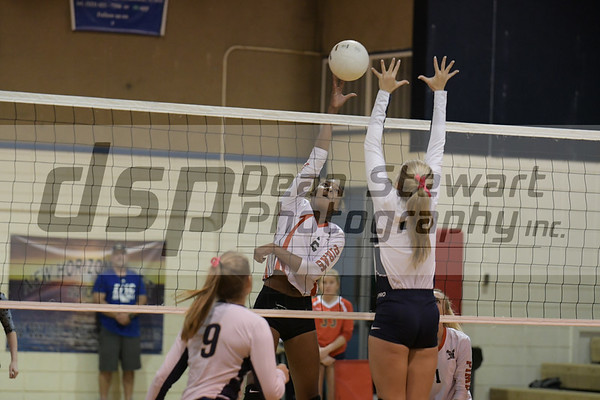 Varsity Volleyball 10-8-19