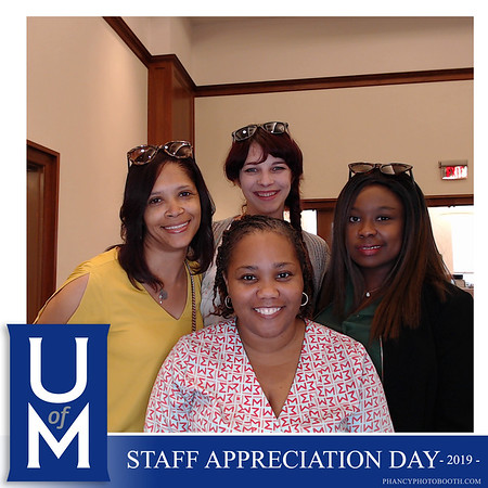 University of Memphis Staff Appreciation Day