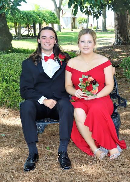 David & Lindsey | WCHS Prom 2021