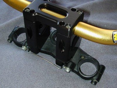 R100G/S clamps