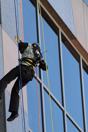 October 2, 2010 - Special Olympics North Carolina Over the Edge