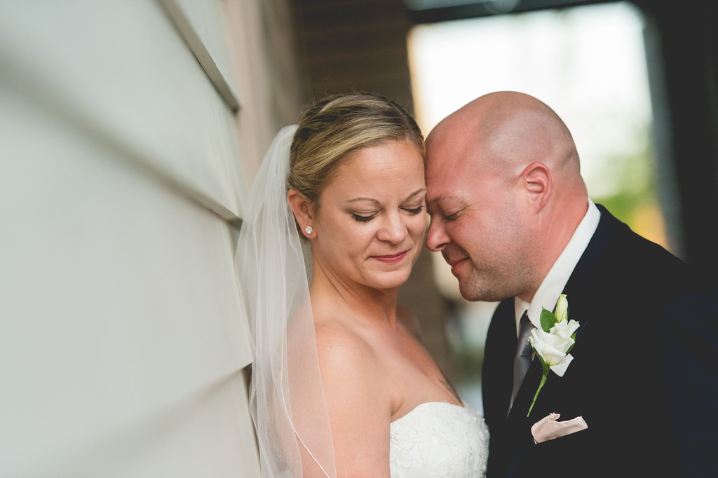 Wedding at the Museum of Arts and Sciences