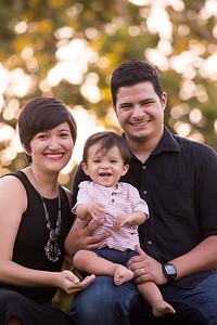 Galindo Family 2016