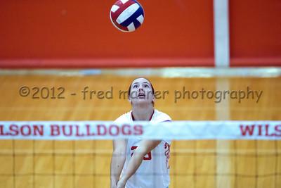 Wilson Girls Volleyball Tournament 9.22.2012