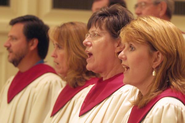 2007 Choir at Highland Hills
